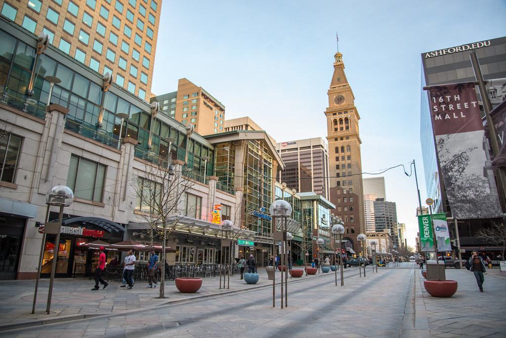 16th Street Mall | Denver, March 2, 2013 (by klk) | Kent Kanouse | Flickr