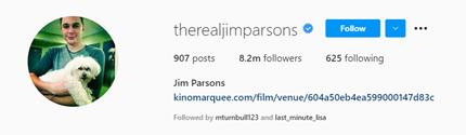 real name as instagram handle