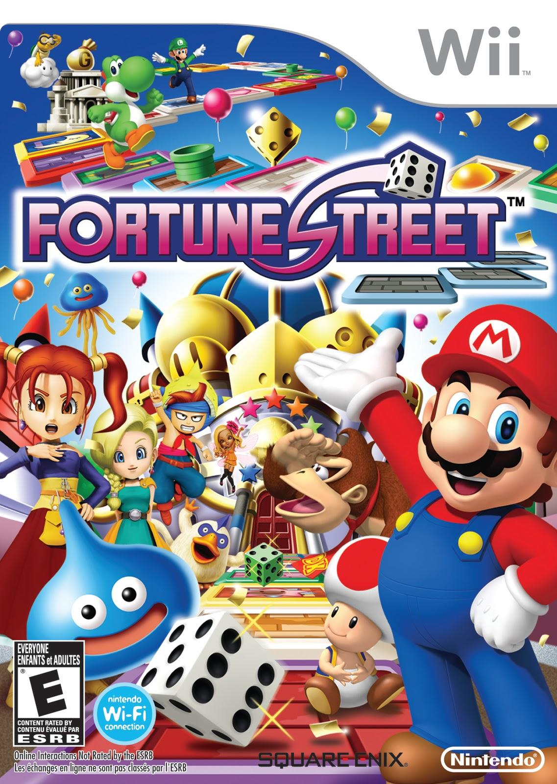 Image result for fortune street wii