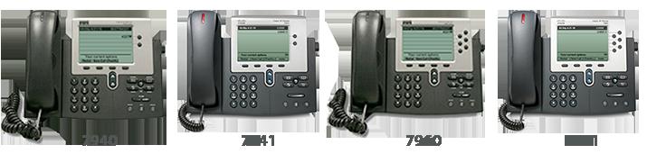 cisco 7940-7961