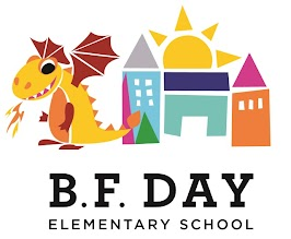 BF Day Elementary 125 years of Soaring Sun Dragons