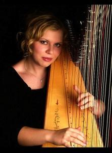 Amarillo Harpist, Harp Music