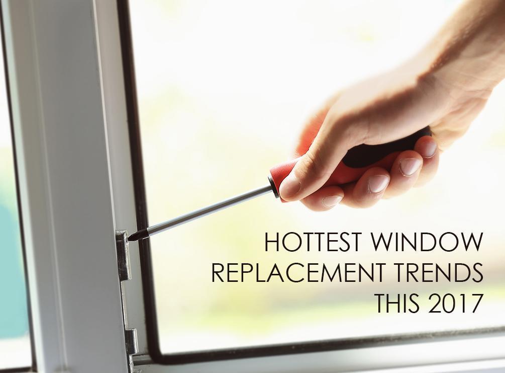Window Replacement Trends