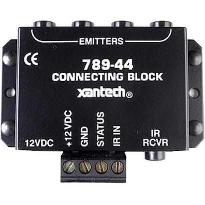 Xantech 789-44 manual on