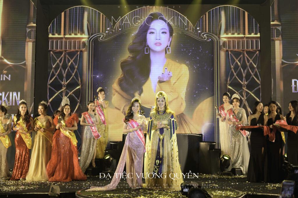 CEO Bùi Đặng Thùy Linh được vinh danh Á hoàng doanh nhân Magic Skin 2020 - Ảnh 4