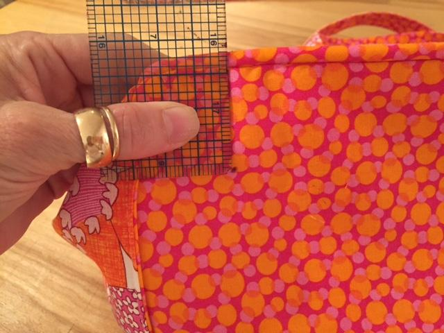 Weekender Sew Along: Week 4 Finishing Up