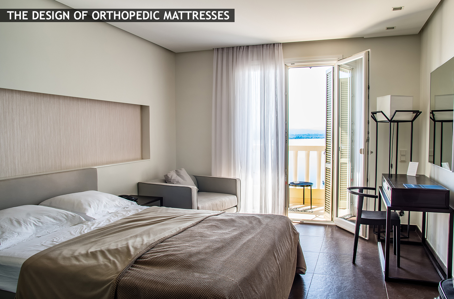 the design of orthopedic mattresses