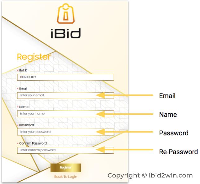 Hướng dẫn kiếm tiền từ sàn đấu giá iBid toàn tập từ A đến Z dành cho người mới