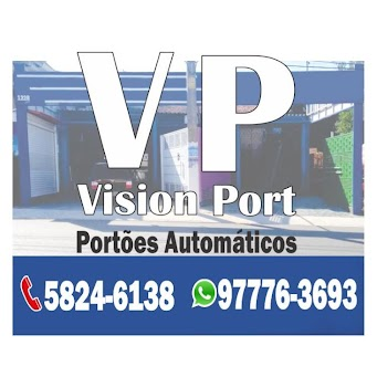 Serralheria Vision Port - Portão automático, Portas de aço, Estruturas metálicas
