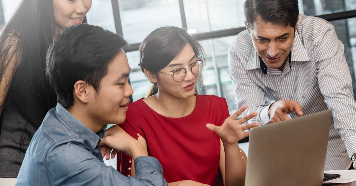 creativity and open communication are encouraged in the field of computer science