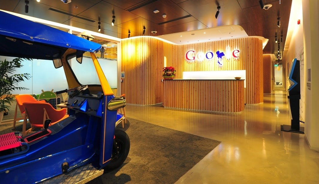 google taiwan office. a new home for google in thailand taiwan office