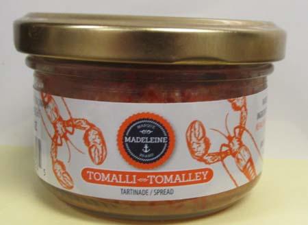 Madeleine brand Tomalley Spread