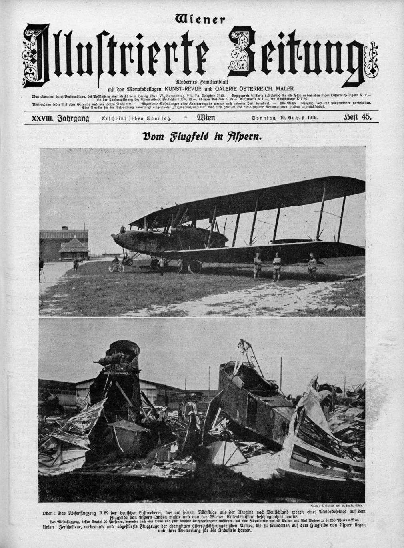 Прибуття літака-гіганта до Відня не залишилось непоміченим засобами масової інформації