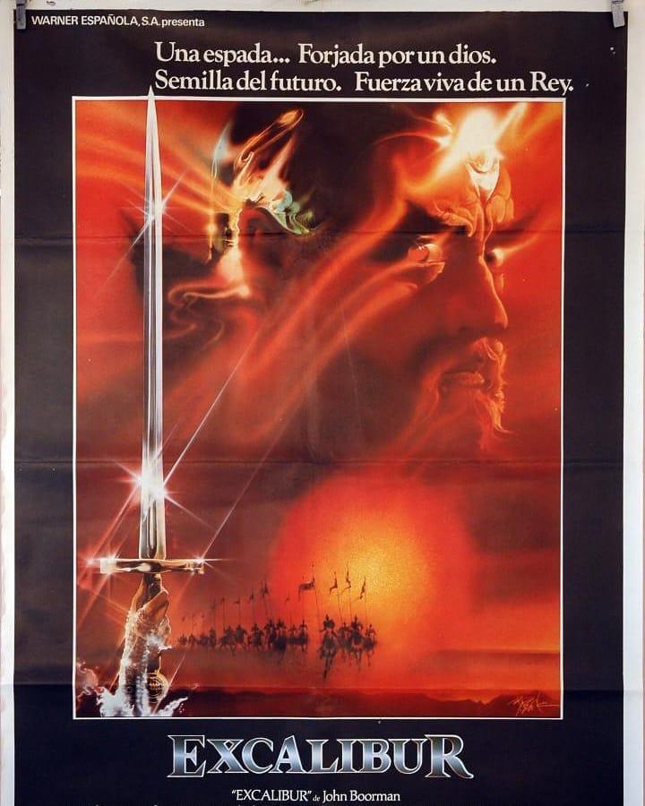 Excalibur (1981, John Boorman)