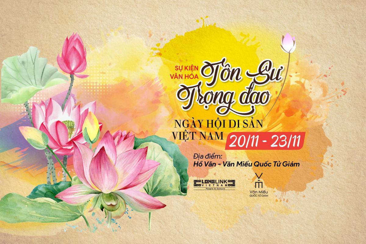 """Chương trình """"Tôn sư trọng đạo"""" vô cùng hấp dẫn diễn ra tại Hồ Văn"""