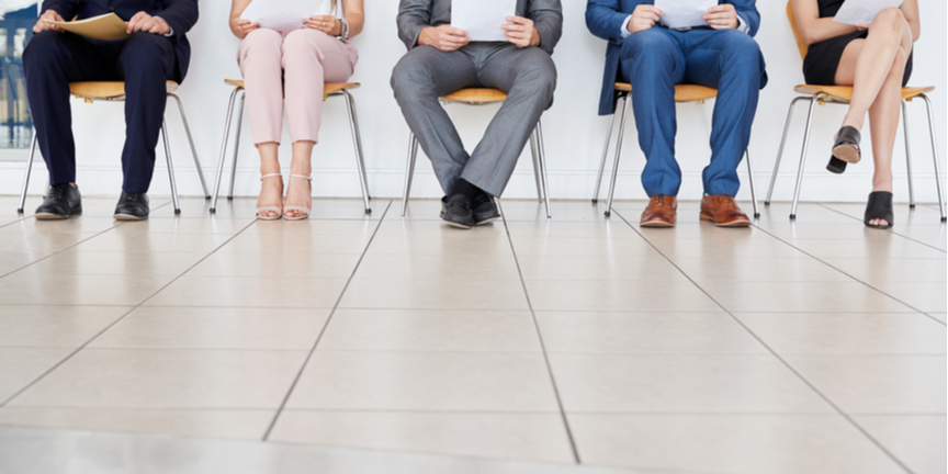 Echo-interviewees-in-waiting-room-before-interview