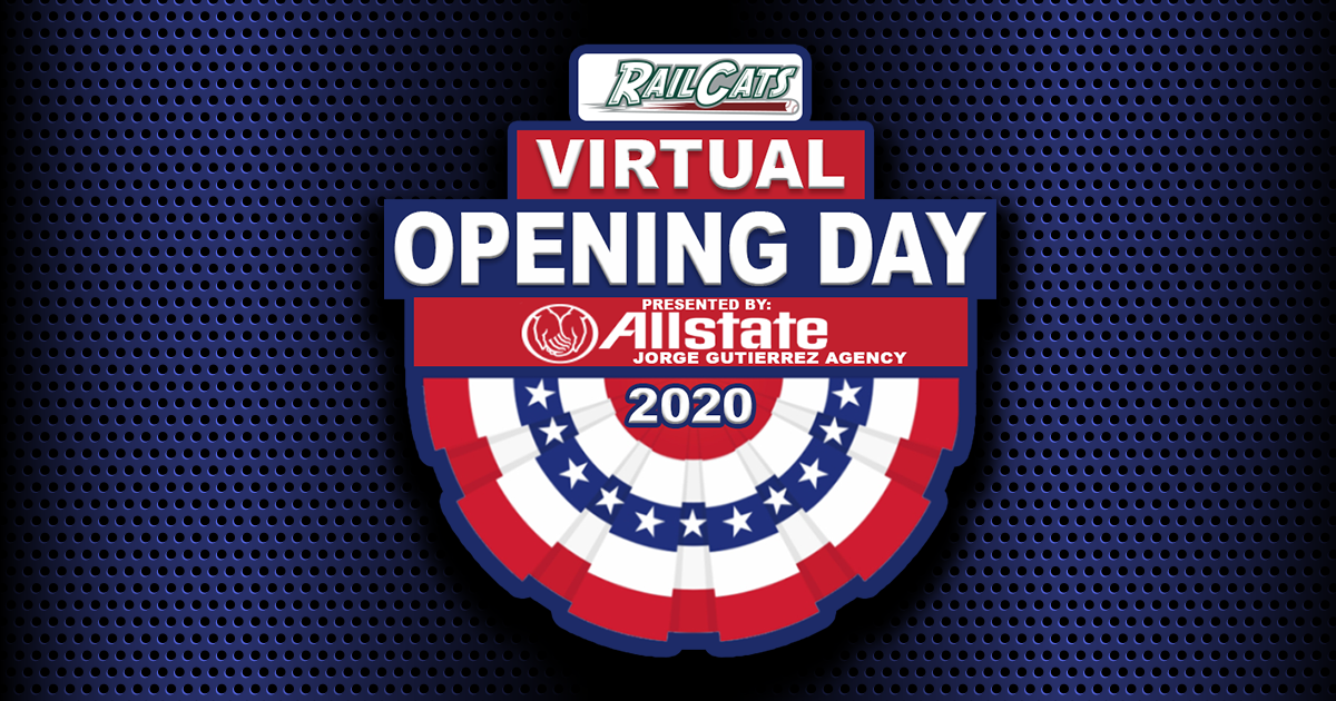 Gary SouthShore Railcats virtual opening day