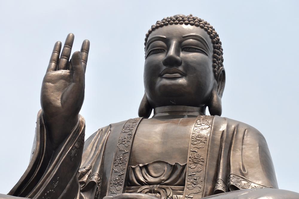 Khánh thành tượng Phật bằng đồng lớn nhất Đông Nam Á - VnExpress