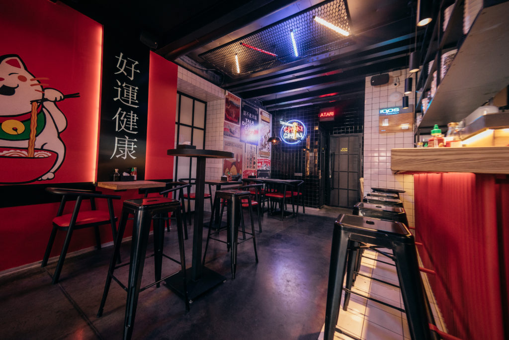 Китайский ресторан быстрого питания «ЧинЧин» в Одессе на улице Еврейская, 47.