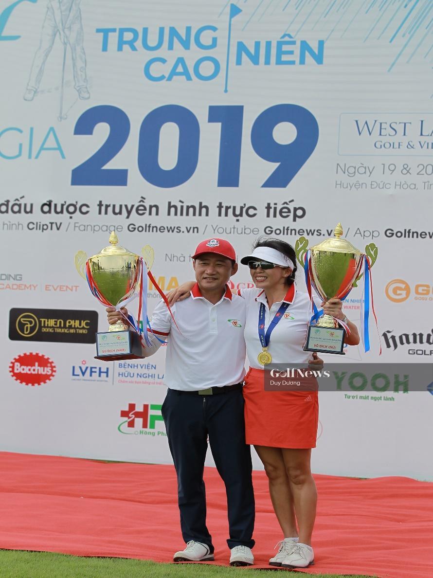 Giải Vô địch golf Trung niên Quốc gia tranh cúp Vietnam Airlines sẽ diễn ra tại SAM Tuyền Lâm  - Ảnh 2.