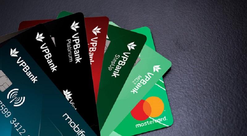 Thẻ tín dụng của ngân hàng VPbank