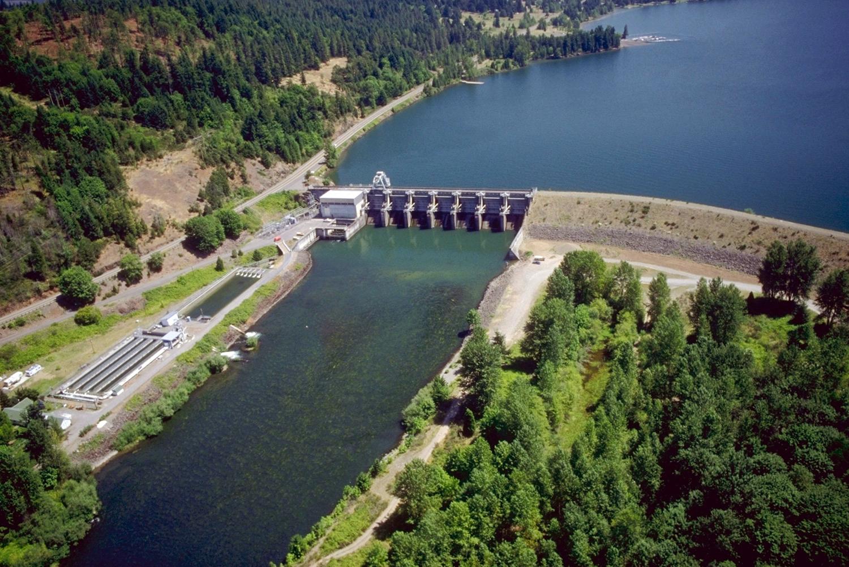Dexter Dam Photo - Bonneville Power Administration