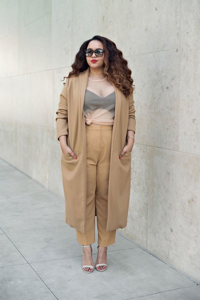 Plus-size fashion: best ideas for trendy outfits 2020 57