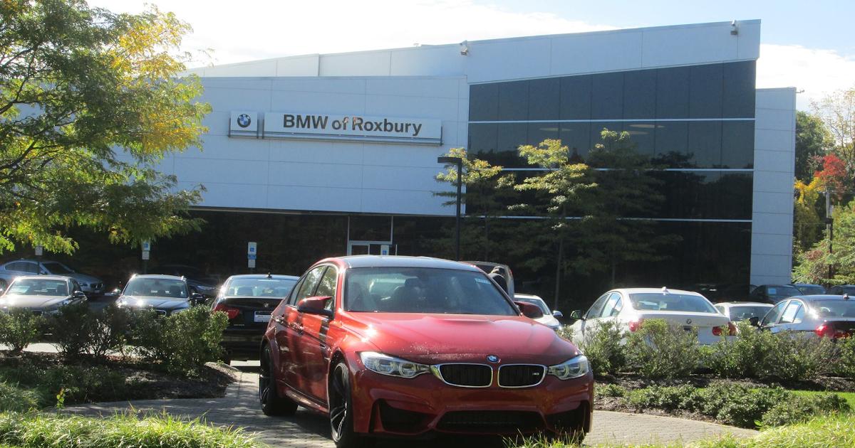 Bmw Of Roxbury Dealership Introduction