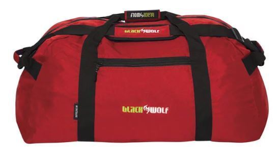 Ultimate Guide To The Best Travel Duffel Bag Australia 2021 - TBlackWolf Duffelpak - 100L