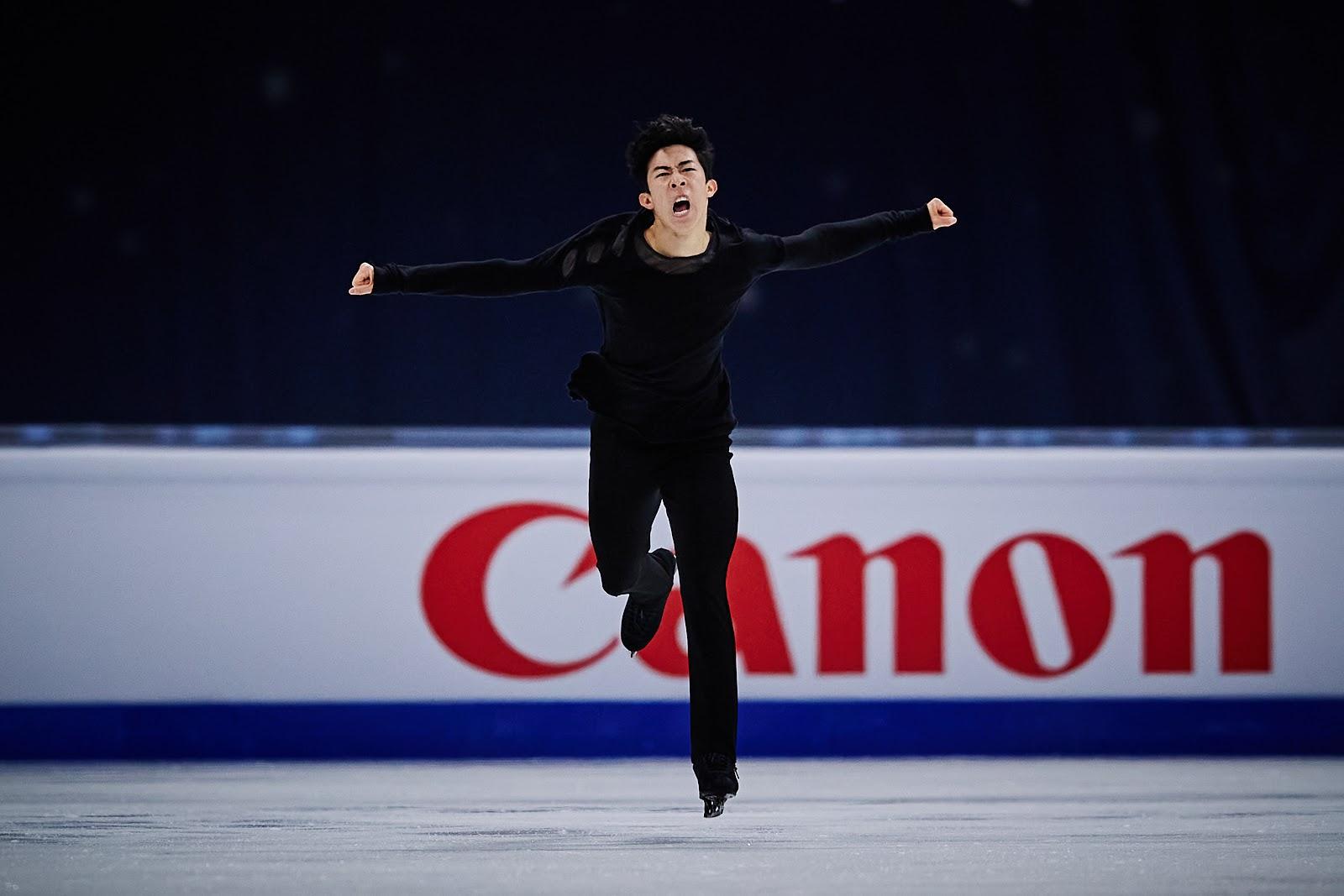 Nathan Chen '23 takes gold at World Championships