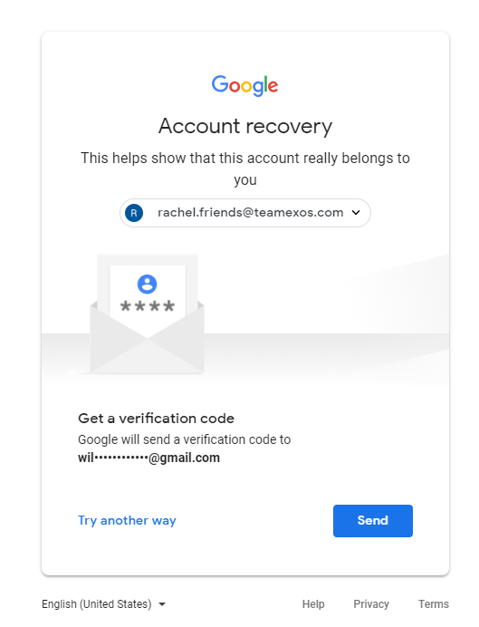 Cloud Identity Password Reset - Apps Academy