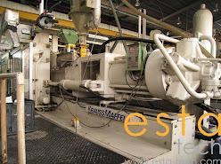 Krauss Maffei KM350-2700 C2 (2001) Plastic Injection Molding Machine