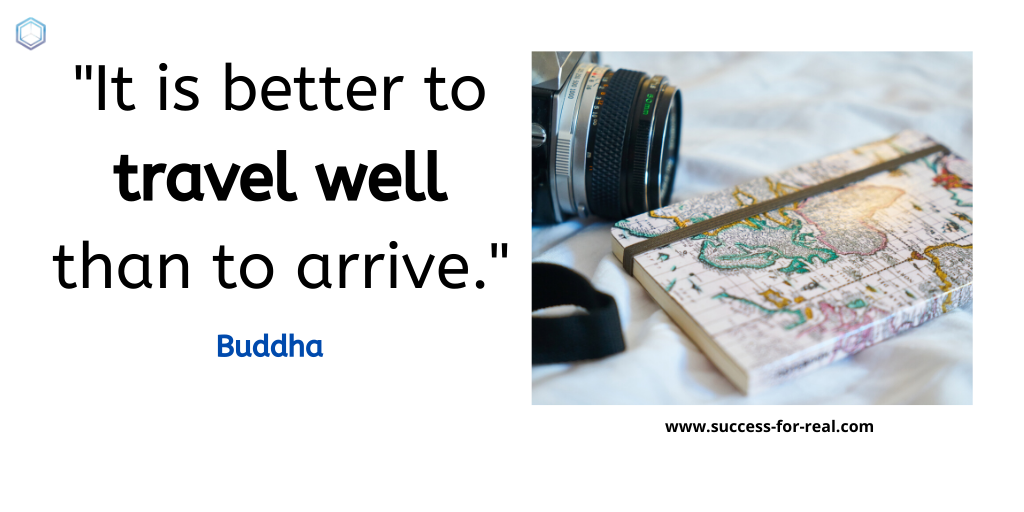 365 Success Quotes For Motivation - Picture Quote By Buddha