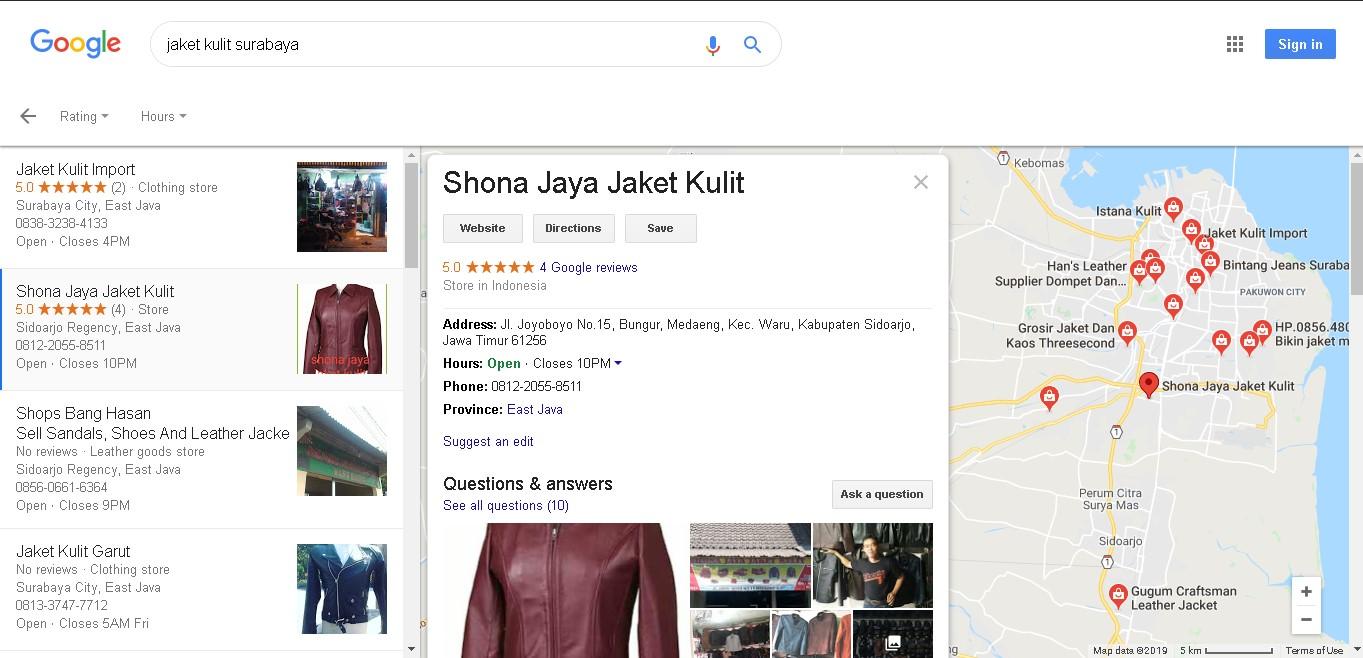 Rekomendasi Grosir Jaket Kulit Asli Terbaik di Indonesia 4
