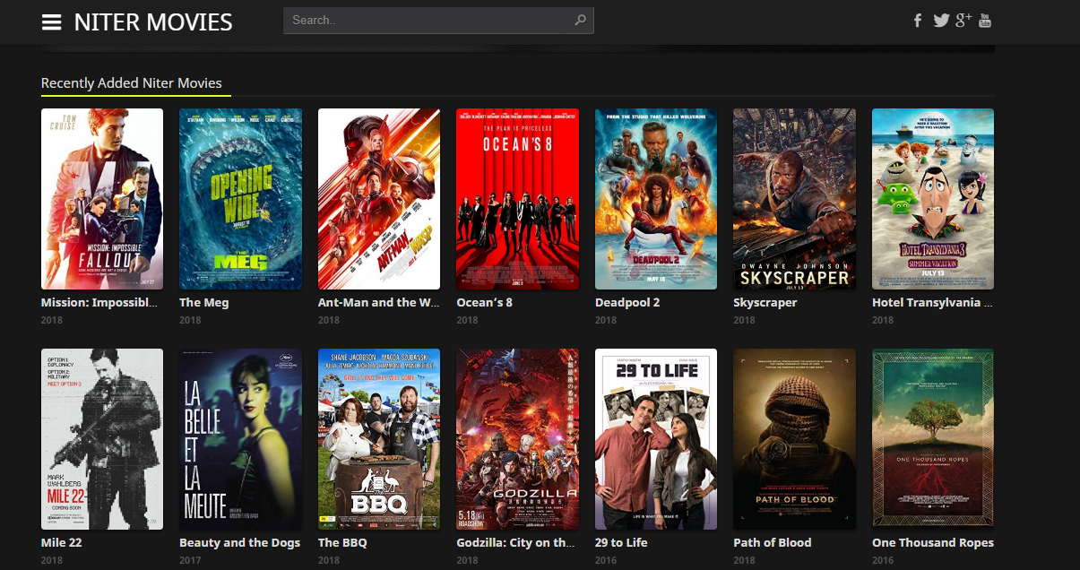Best Coke and popcorn alternatives for high quality online video streaming