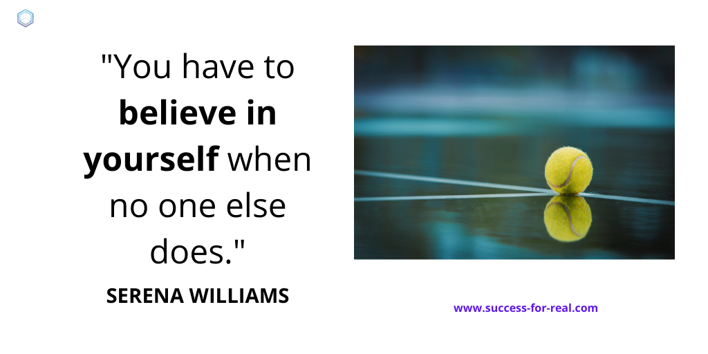 365 Success Quotes For Motivation - Picture Quote By Serena Williams
