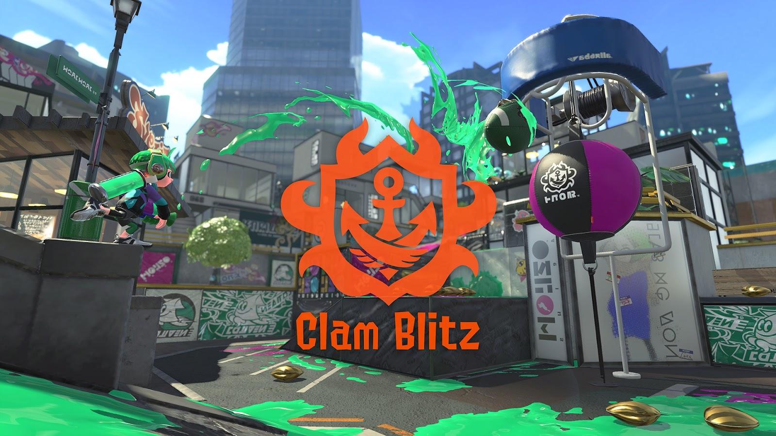Clam Blitz | Splatoon Wiki | Fandom