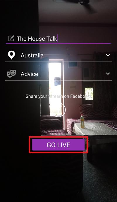 BonkLive App: Make Money by Broadcasting Yourself Online