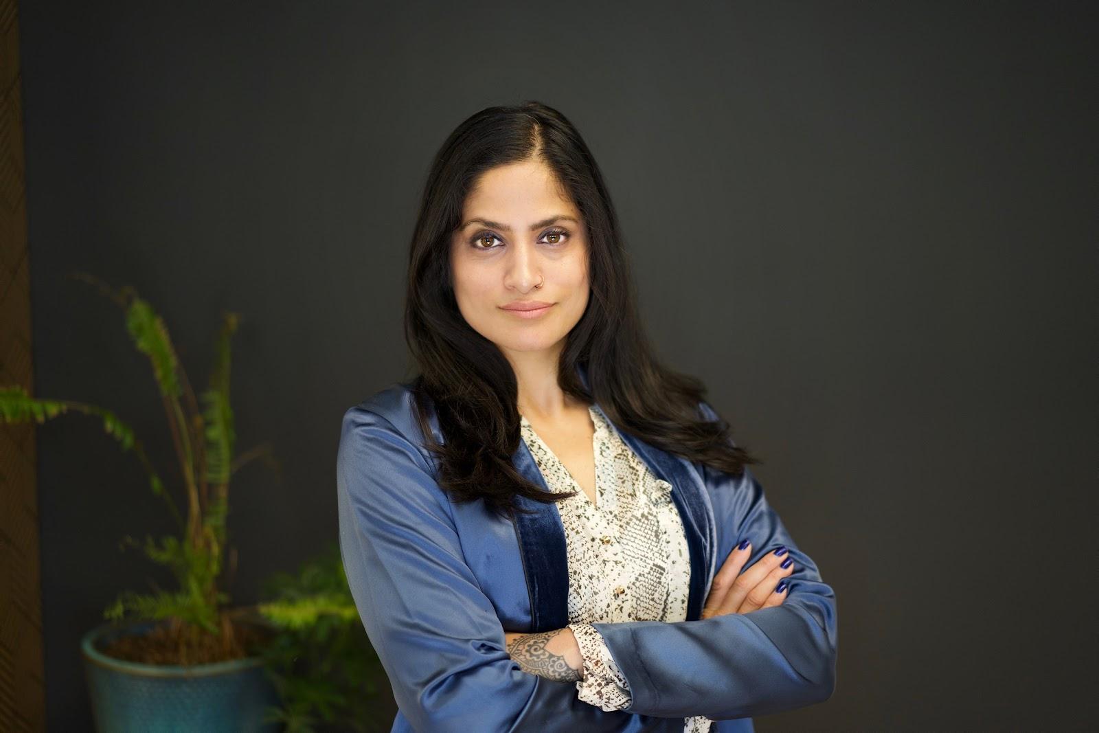 Ridhi Tariyal - Founder & CEO of NextGenJane headshot