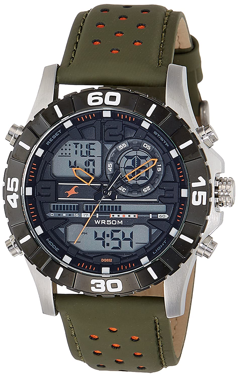 Fastrack NL38035SL03 Analog-Digital Men Watch