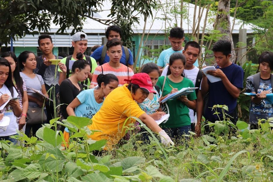 VSU Horticulture at glance