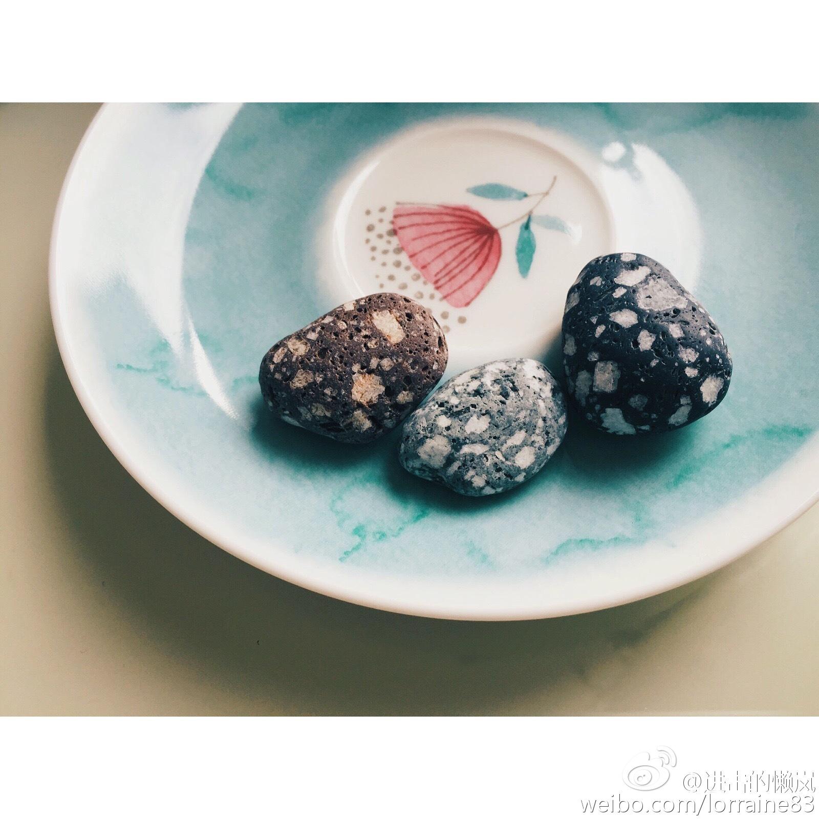 Rocks from Sanxiantai taken by a mainland Chinese tourist. (Sina Weibo)
