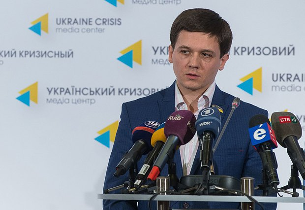 Александр Харченко