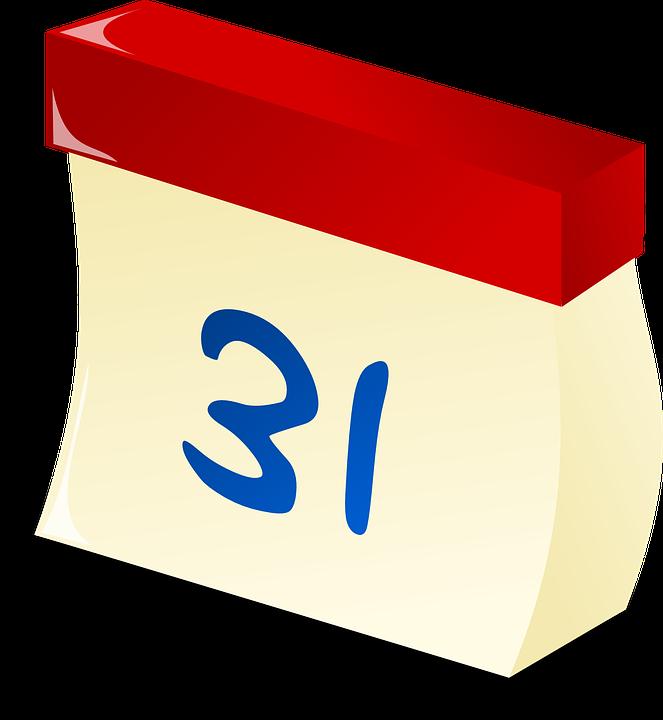 Calendar, Day, Event ...