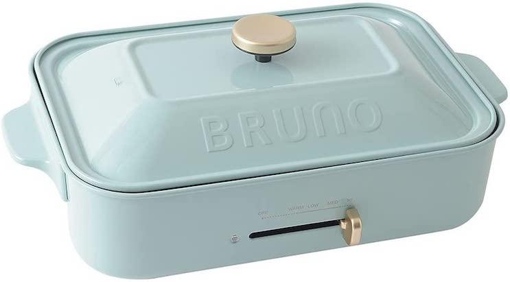 BRUNO ブルーノ コンパクトホットプレート