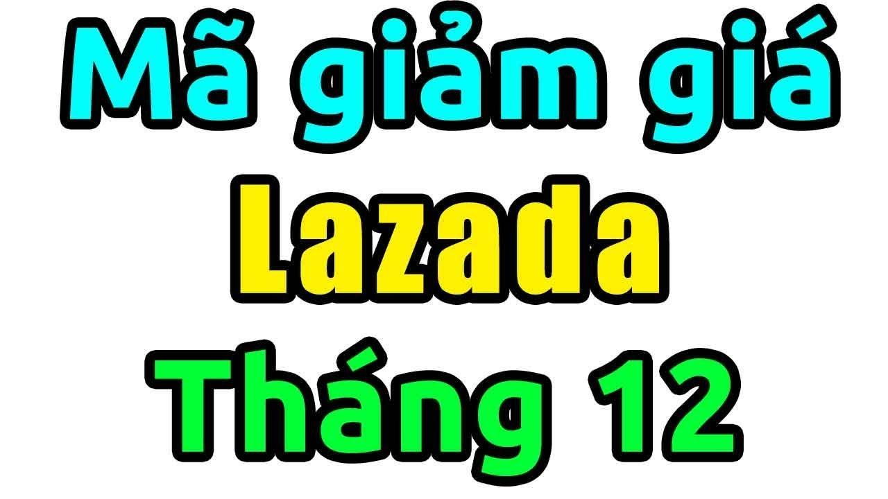 Thông tin voucher Lazada
