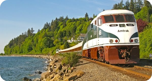 free wifi on amtrak cascades