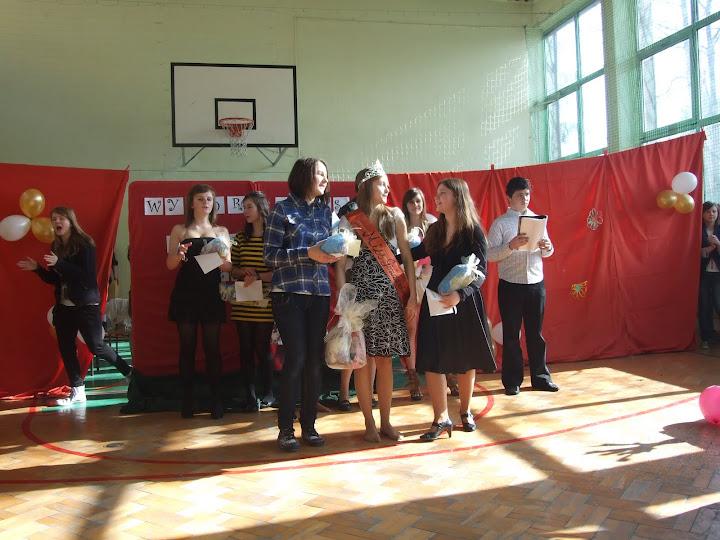 Wybory Miss Gimnazjum 2011