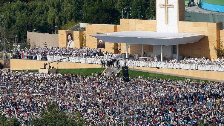 Thánh Lễ trong Công viên O'Higgins: Toàn văn bài giảng của Đức Thánh Cha Phanxico
