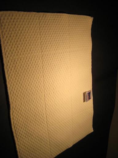 """Zorb II One-Size """"Tri-quad fold"""" Diaper Inserts"""